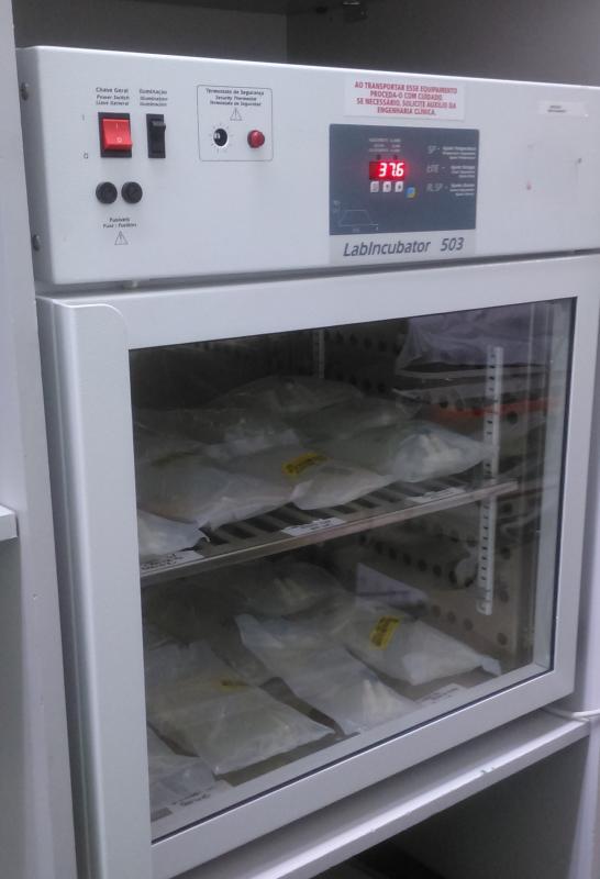 Validação de estufas