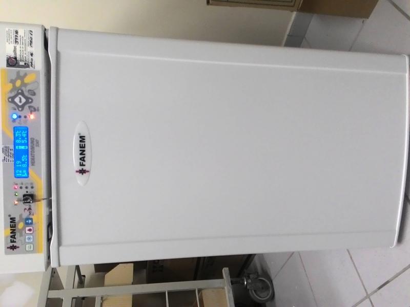 Validação de geladeiras