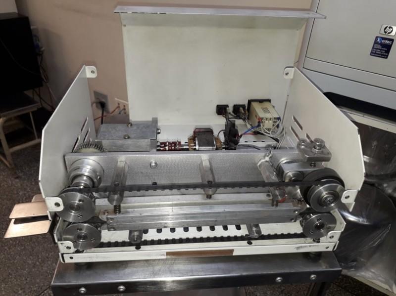 Manutenção seladora